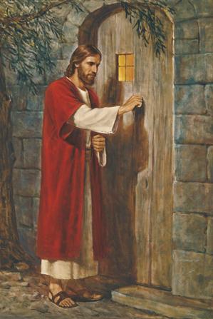 Jesus at the Door